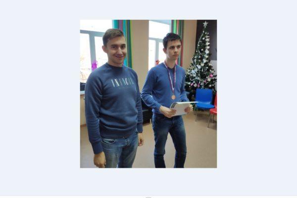 Вдовин Максим после ничьей с чемпионом мира по шахматам